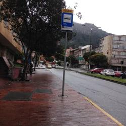 Paradero SITP Marly - 056A00 en Bogotá
