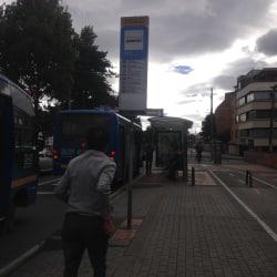 Paradero SITP Carrera 48 - 093A02 en Bogotá