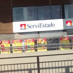Serviestado - Concha y Toro en Santiago