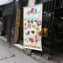 Sery Graf en Santiago