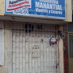 Cigarrería Manantial en Bogotá