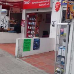 Claro Distribuidor Autorizado de Cocelco SAS en Bogotá