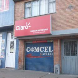Claro Ramcomunicaciones en Bogotá
