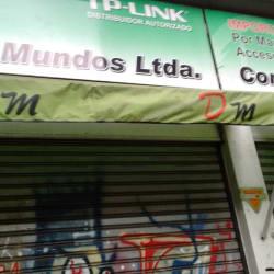 Comercial Dos Mundos DM - San Diego en Santiago
