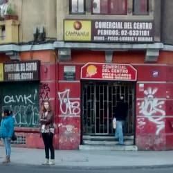 Comercial del Centro en Santiago