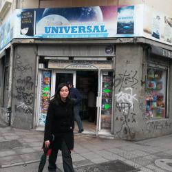 Distribuidora de Libros Universal en Santiago