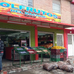 Colfrutos del Bachue en Bogotá