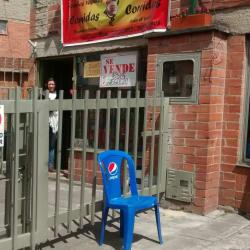 Comidas Corridas en Bogotá