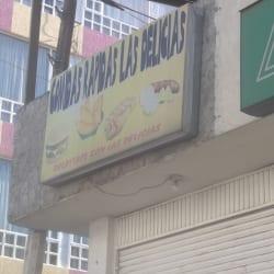 Comidas Rapidas Las Delicias en Bogotá