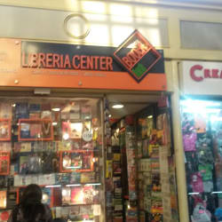 Libreria Center en Santiago