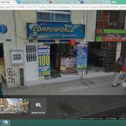 Compu world  en Bogotá