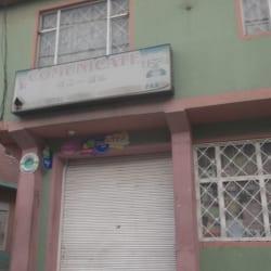Comunicate G-B en Bogotá