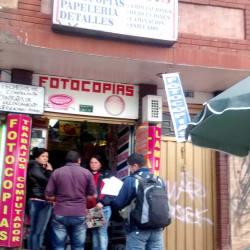 Copy Tesis en Bogotá