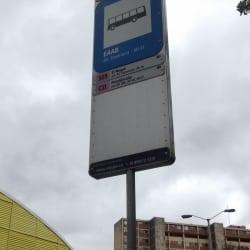 Paradero SITP EAAB - 139A06 en Bogotá