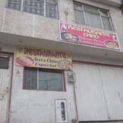 Delicias De La Comidas China en Bogotá