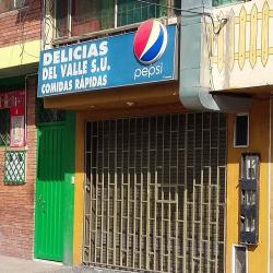 Delicias del Valle S.U. en Bogotá
