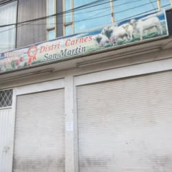 Distri Carnes San Martin en Bogotá