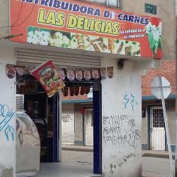 Distribuidora de Carne Las Delicias en Bogotá