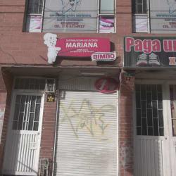Distribuidora de Lacteos Mariana en Bogotá