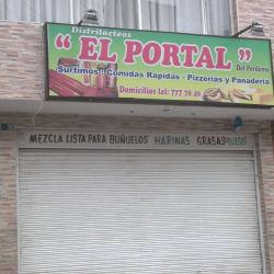 Distrilacteos El Portal en Bogotá