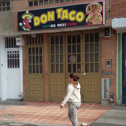 Don Taco en Bogotá