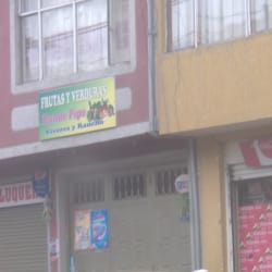 Donde Pipe Frutas y verduras en Bogotá