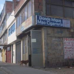 Donde Migue Mao Cigarreria en Bogotá