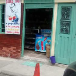Donde Ruth en Bogotá