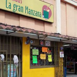 Supertiendas La Gran Manzana en Bogotá