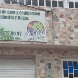 Aseo En Tu Casa en Bogotá