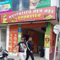 Autentico Rey del Broaster en Bogotá