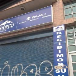 Auteco Punto Motor en Bogotá
