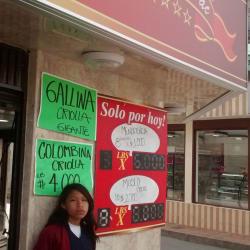 Avicola mr Pac en Bogotá