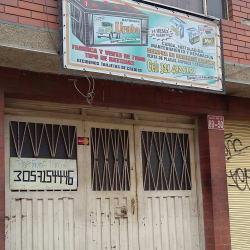 Baterias Uraba en Bogotá