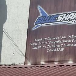 Blueshark Record en Bogotá