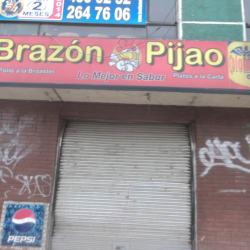 Brazón Pijao en Bogotá