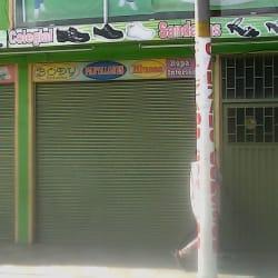 Calzado en la 121 en Bogotá