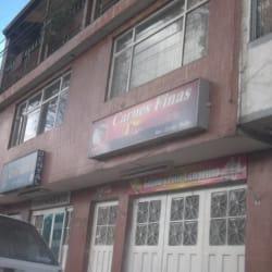 Carnes Finas El Buen Llanero en Bogotá