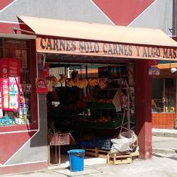 Carnes solo carnes y algo mas en Bogotá