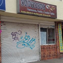 Cartoons Restaurante en Bogotá