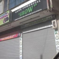 Casa Comercial Grow en Bogotá