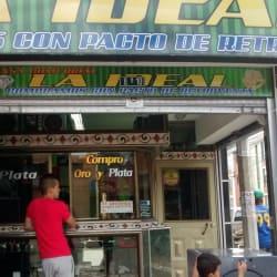Casa Comercial La Ideal en Bogotá