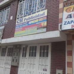 CH Publicidad en Bogotá