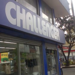 Challenger Avenida 68 en Bogotá