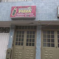 Chepezz Pizza en Bogotá