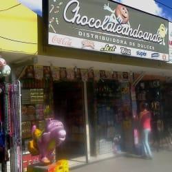 Chocolateandoando en Bogotá