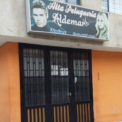 Alta Peluquería Aldemar en Bogotá