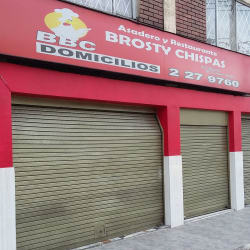 Asadero y Restaurante Brosty Chispas en Bogotá