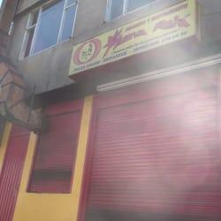 Asadero y Restaurante Pluma Roja en Bogotá