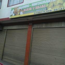 Asadero- Restaurante Sabor y Brasa en Bogotá